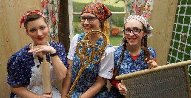 Die drei Wildkatzen – Theater der Landjugend Miesenbach