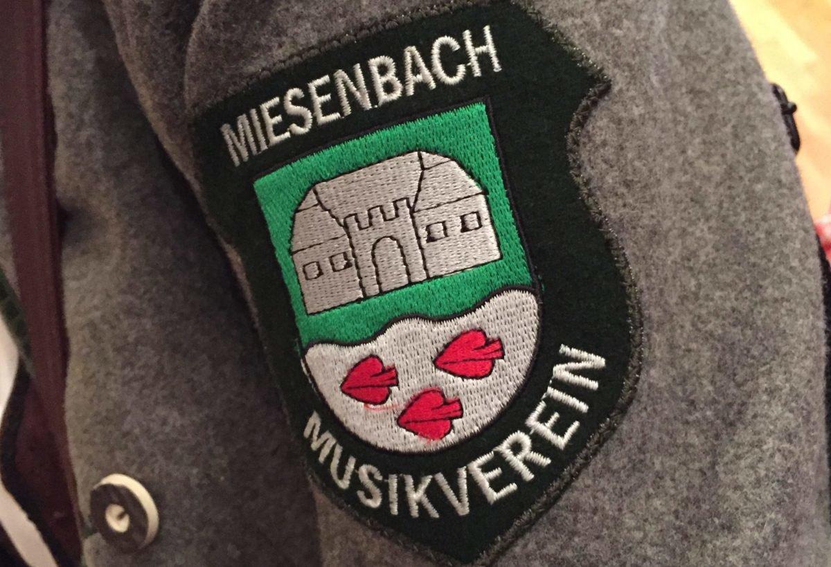 Musikverein Miesenbach Logo