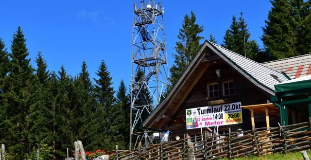 Mach mit beim Wildwiesen Turmlauf 2016 – schlage den Rekord!