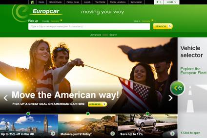 europcar webseite auszeichnung