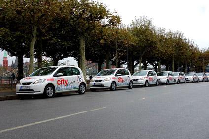 cityflitzer carsharing frankfurt