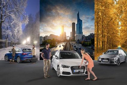 Audi S3 SQ5 RS6 AudiSelect AudiCity Berlin