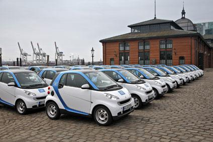 Car2Go Hamburg
