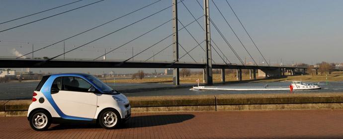 Car2Go Rheinland Koeln Duesseldorf Titelbild