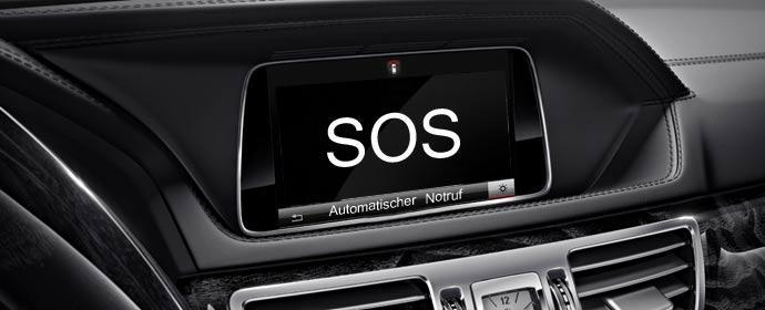 Diese Änderungen kommen auf Autofahrer ab 2015 zu: z.B. der automatische Notrufassistent eCall