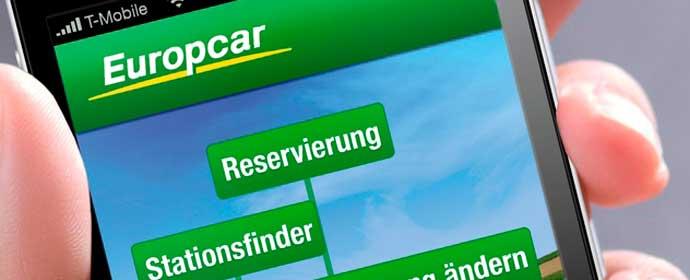 Europcar nutzt Beacon Technologie