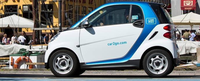 car2go startet ab Anfang Dezember in Stockholm