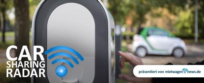 Carsharing-Radar Elektromobilität und Carsharing als Alternative