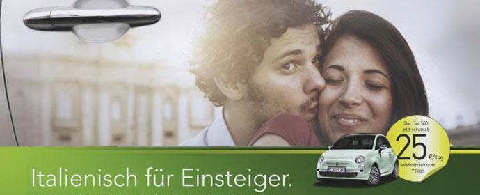 Europcar mit neuem visuellen Auftritt