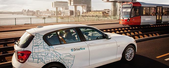 DriveNow: Carsharing kannibalisiert nicht den öffentlichen Nahverkehr