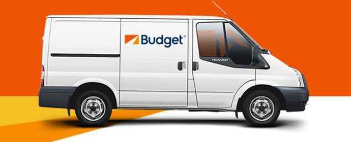 Budget bietet Transporter ab sofort stundenweise zum Mieten an