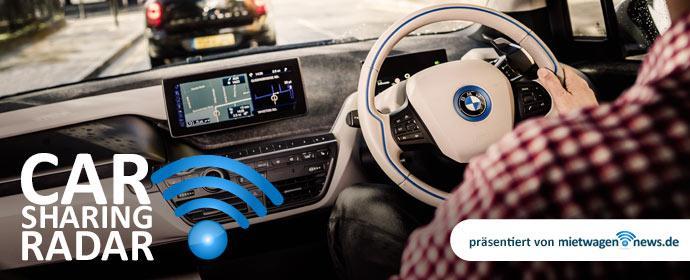 Carsharing-Radar: DriveNow-elektrisiert London mit dem BMW i3