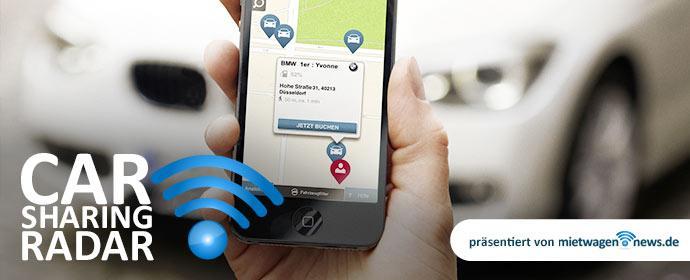 Carsharing-Radar-25.2015 - DriveNow verbessert Funktionen der App