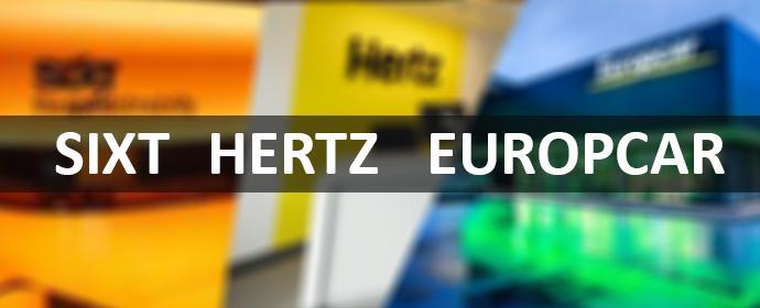 Sixt beteiligt sich an Wundercar, Hertz baut Stationsnetz aus und Europcar geht an die Börse