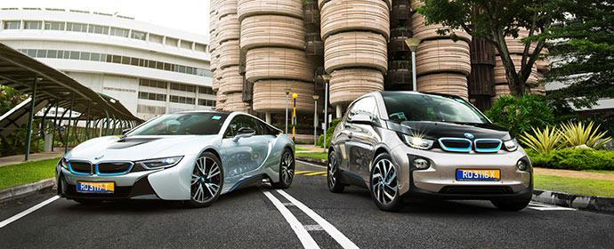 BMW i8 für die Schweiz - Hertz auf Premiumkurs