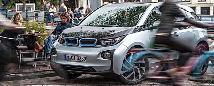 Alphabet - die Mobilittslösung von BMW, die keiner kannte