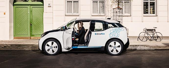 DriveNow startet in Kopenhagen mit 400 elektrischen BMW i3