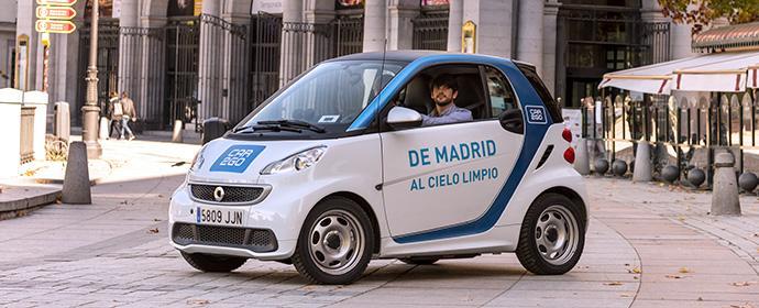 Hola ¿qué tal - car2go expandiert nach Madrid