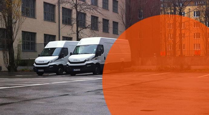 Stundenweise günstig Transporter mieten bei Sixt in Berlin