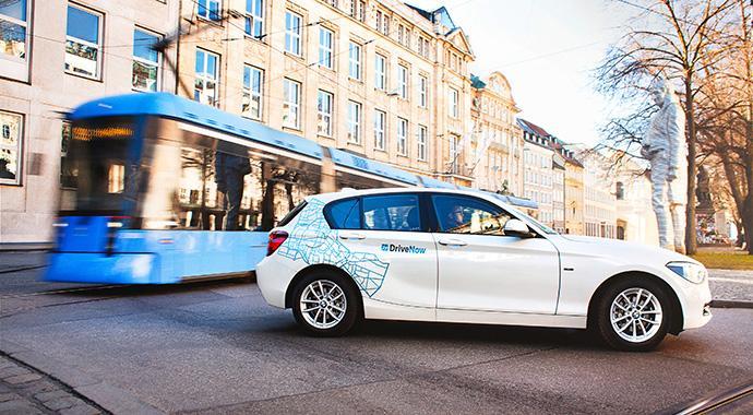 DriveNow bleibt erfolgreichster CarsharingAnbieter