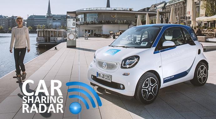 Carsharing Anbieter sind noch zu wenig als Dienstleister unterwegs - Kundenwahrnehmung eher als Hersteller denn Serviceanbieter