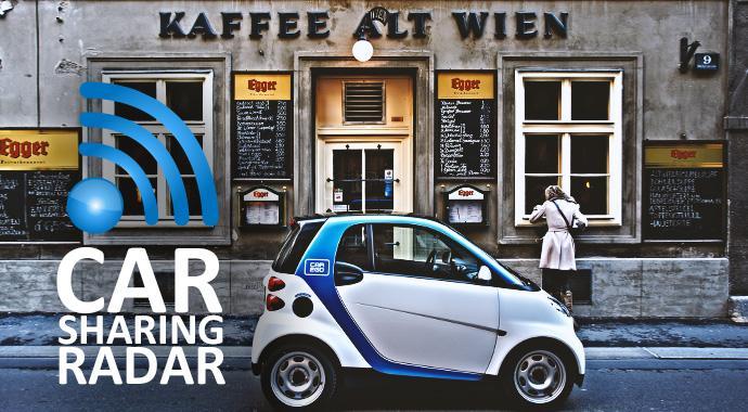 Erfolg in Wien - Carsharing wird in Österreichs Hauptstadt langsam zum Erfolgsschlager -für den Kassenschlager reicht es aber noch nicht