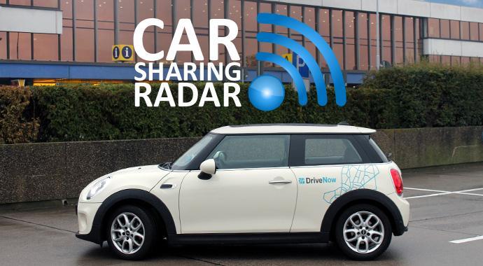 Carsharing Radar Fünf Jahre DriveNow in Berlin