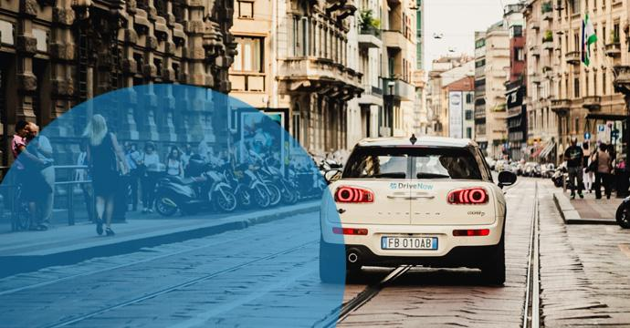 DriveNow startet in Mailand