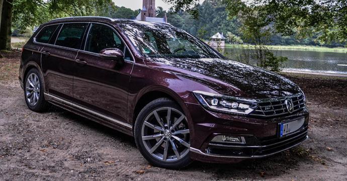 ERFAHRUNGSBERICHT des Monats 10_2016 VW Passat R-Line StarCar