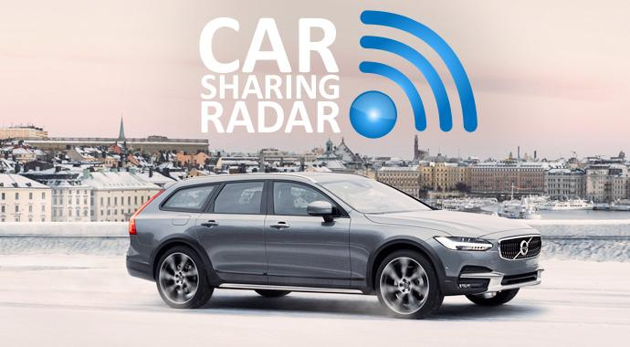 Volvo startet globales Carsharingkonzeot - es ist aber nicht das Ende des privaten Auto