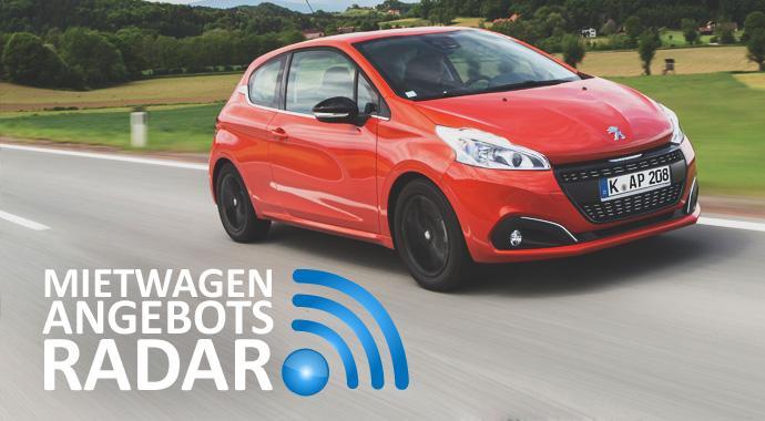 Angebots-Radar_Leasingauto zum Handyvertrag bei Sixt und 1&1_Mieten für 1 Euro bei Europcar_15% Frühbucherrabatt bei Hertz_15% Neukundenrabatt bei Starcar