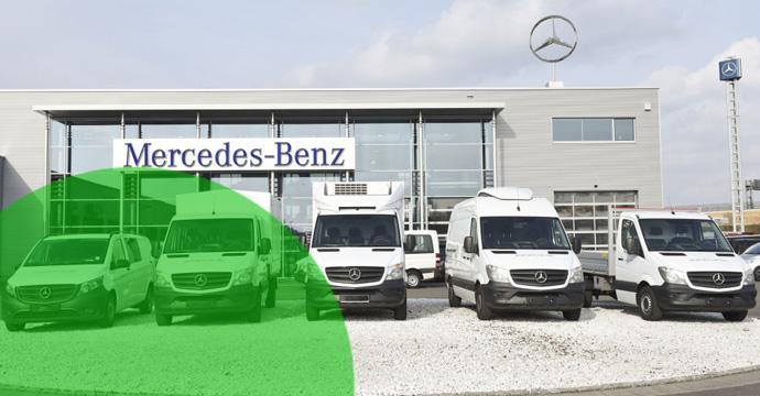 Großauftrag für Mercedes-Benz - Europcar kauft 2.100 Mercedes Sprinter in unterschiedlichen AUsführungen