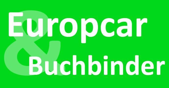 Buchbinder jetzt ein Teil von Europcar - Europcar baut europäisches und deutsches Mietwagengeschäft weiter aus