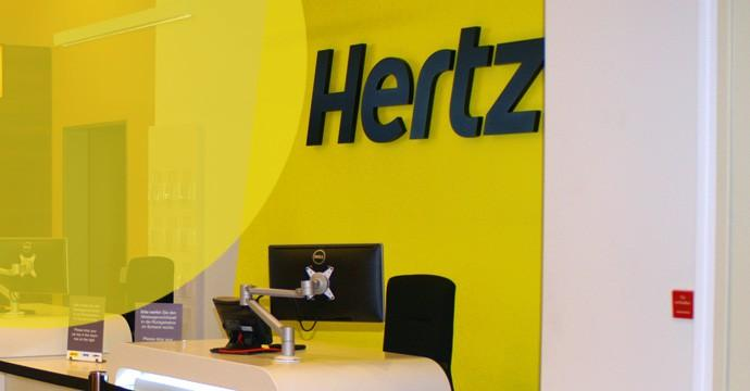20 Hertz-Stationen in Russland schließen - der Franchisenehmer erzielte zu wenig Umsatz und Gewinn