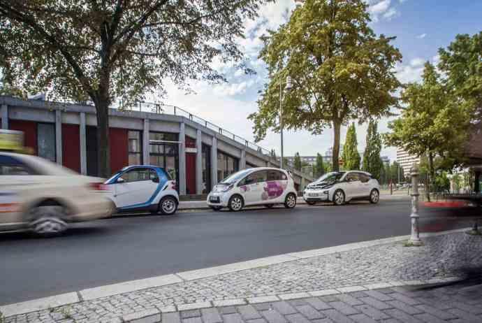 """Schluss mit dem Dreigestirn in Berlin: Die Elektroalternative zu DriveNow und car2go in Berlin """"Multicity """" von Citroen gibt auf"""