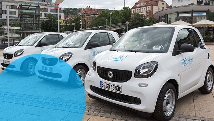 car2go neue elektro smart f r stuttgart mietwagen. Black Bedroom Furniture Sets. Home Design Ideas