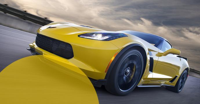 Hertz bietet zum 100-jährigen Jubiläum die Corvette Z06 als Mietwagen in der Adrenaline-Collection an