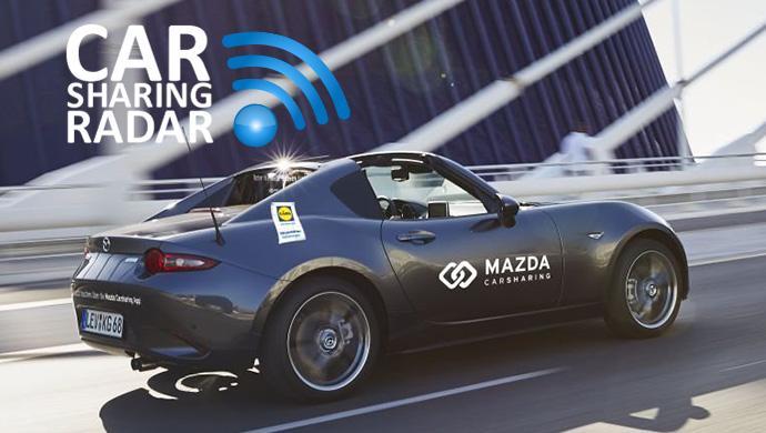CarsharingRadar 33.2018: Lidl Carsharing in Kooperation mit Mazda, ReachNow bündelt Carsharing und Ridesharing, car2go bei Touristen und geschäftsleuten beliebt