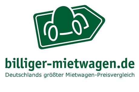 Billiger-Mietwagen Logo