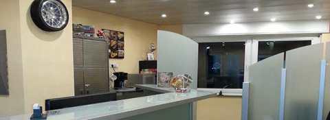 Unser Büro / Service-Annahme