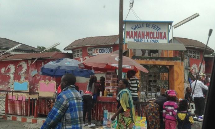 La vie à Kinshasa