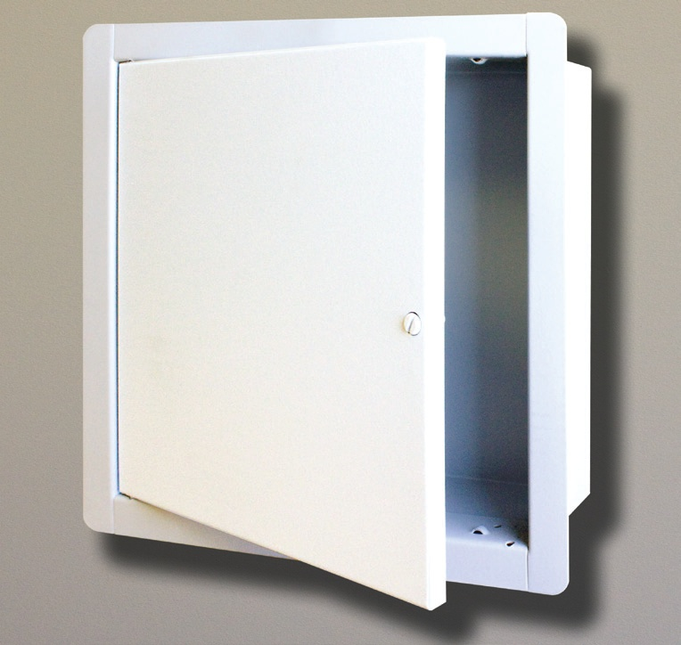 Stainless Flush Mounted Enclosure