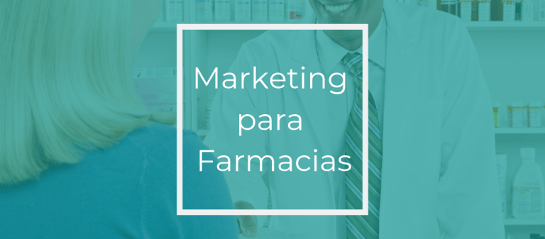 Marketing para Farmacias