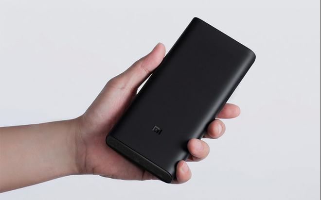 Mi power bank 3 quick charge