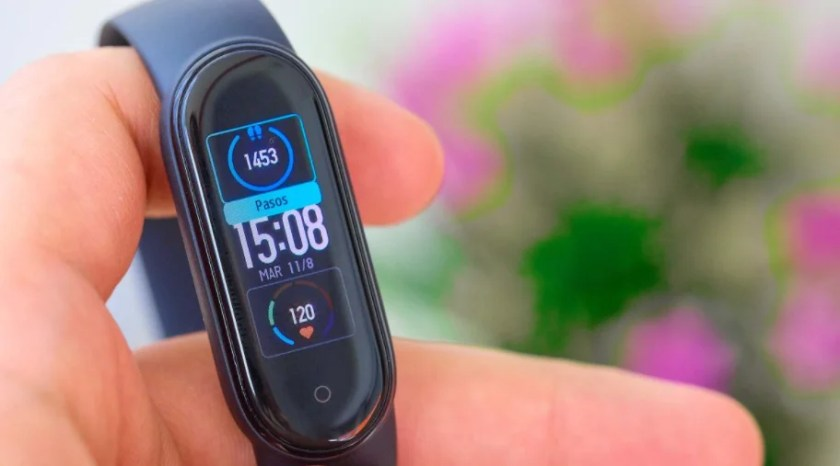 Mi Band 6 features