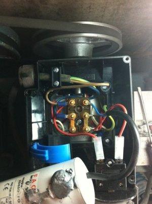 need help with wiring airmaster pressor | MIG Welding Forum
