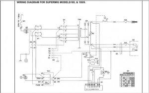Sealy supermig 185 PCB repair help | MIG Welding Forum