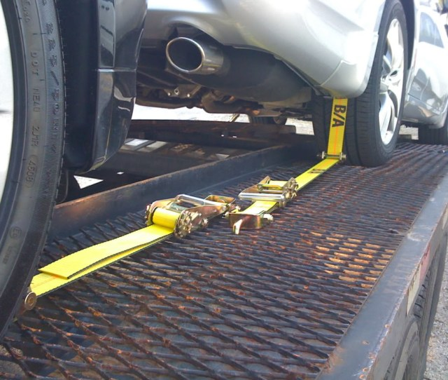 How Transporters Secure Your Car