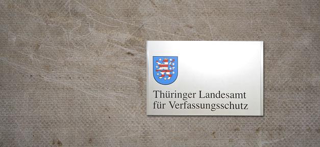 Das Thüringer Landesamt für Verfassungsschutz