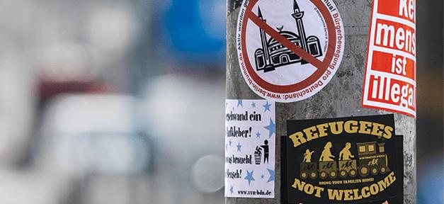 Islamfeindlichkeit © Motiv aus dem Plakat zur Ausstellung